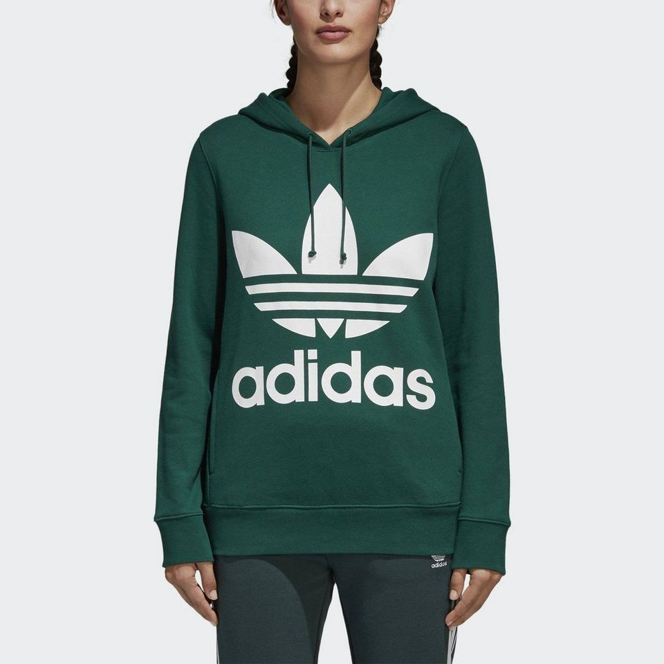 adidas Originals Longpullover »Dakari Logo Hoodie« | Fashion