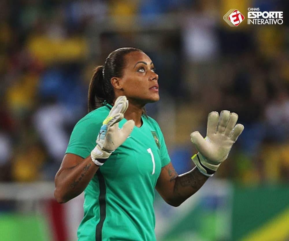 Barbara, HEROÍNA - Seleção Feminina do Brasil
