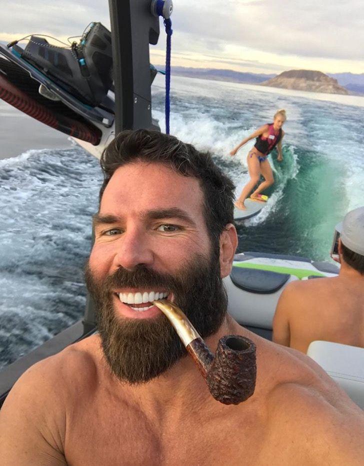 Pin De Mia Ford En Bilzerian Estilos De Barba Barba Sin Bigote Barba