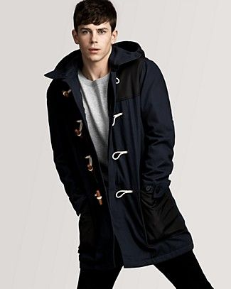 1000  images about Mens Trend F/W 13 - Toggle Coats on Pinterest