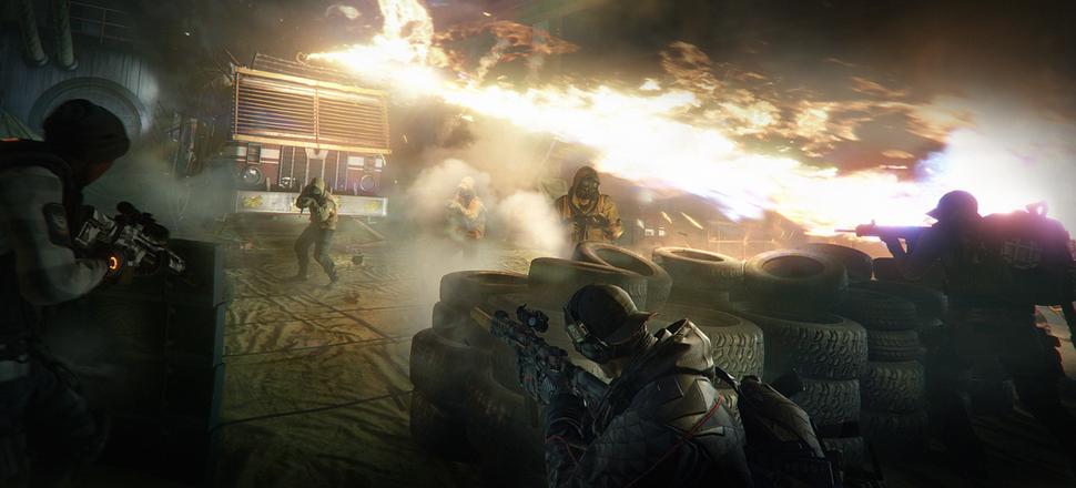 The Division DLC delayed, Ubisoft acknowledges 'lingering