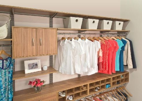 10 Ways to Keep Your Closet Organized