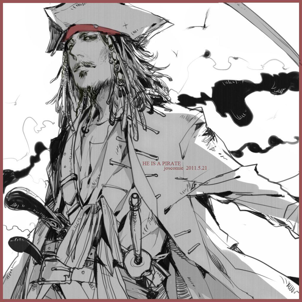 Jack.Sparrow.full.578149 Anime, Fondo celular