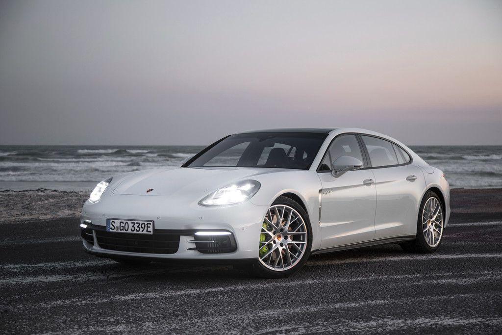 Porsche Panamera E Hybrid Executive Car 4k Wallpaper