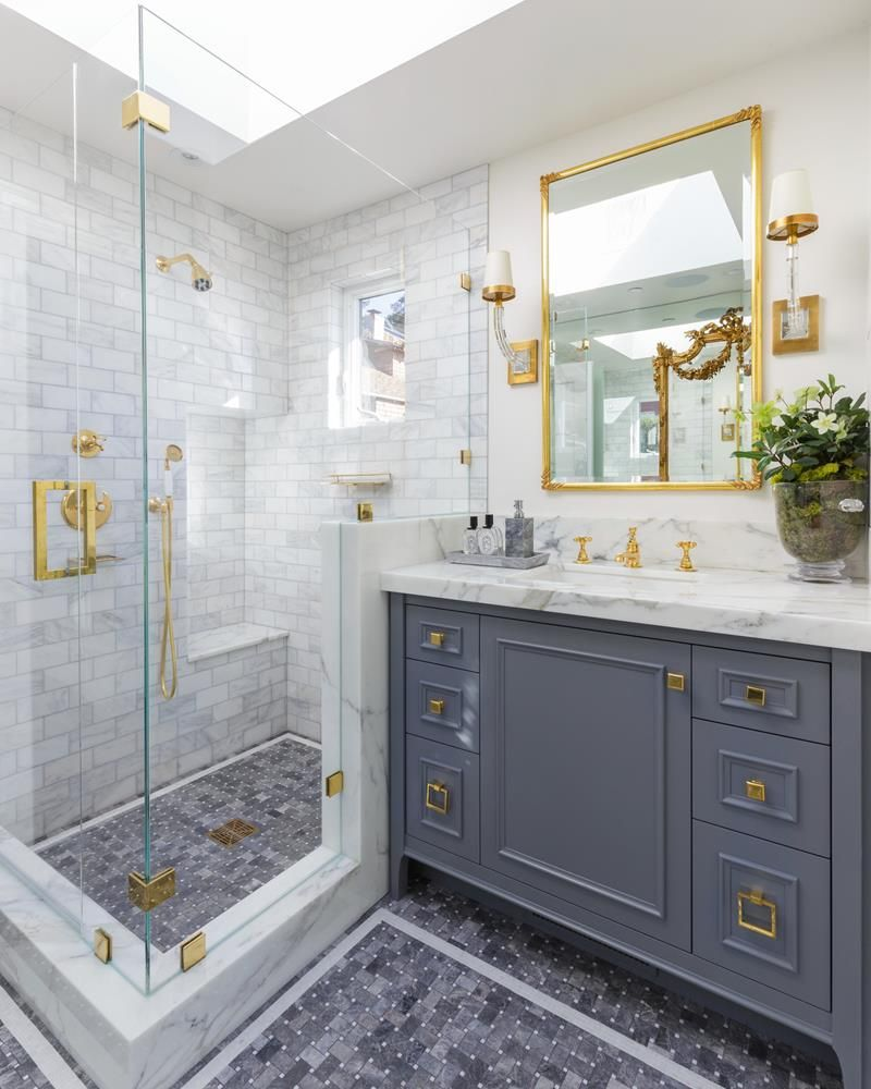 21 Brand New Stunning Master Bathrooms Page 4 Of 4 Classic Bathroom Design Bathroom Design Classic Bathroom