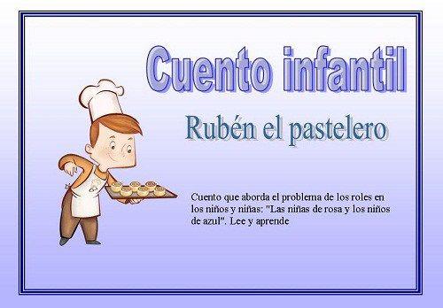 Cuentos para niños: Rubén el pastelero | cuentos infantiles ...