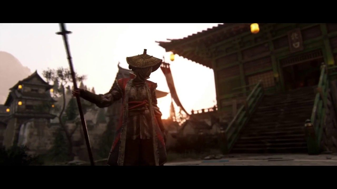 For Honor The Nobushi Trailer samurai Gameplay | Some of the best
