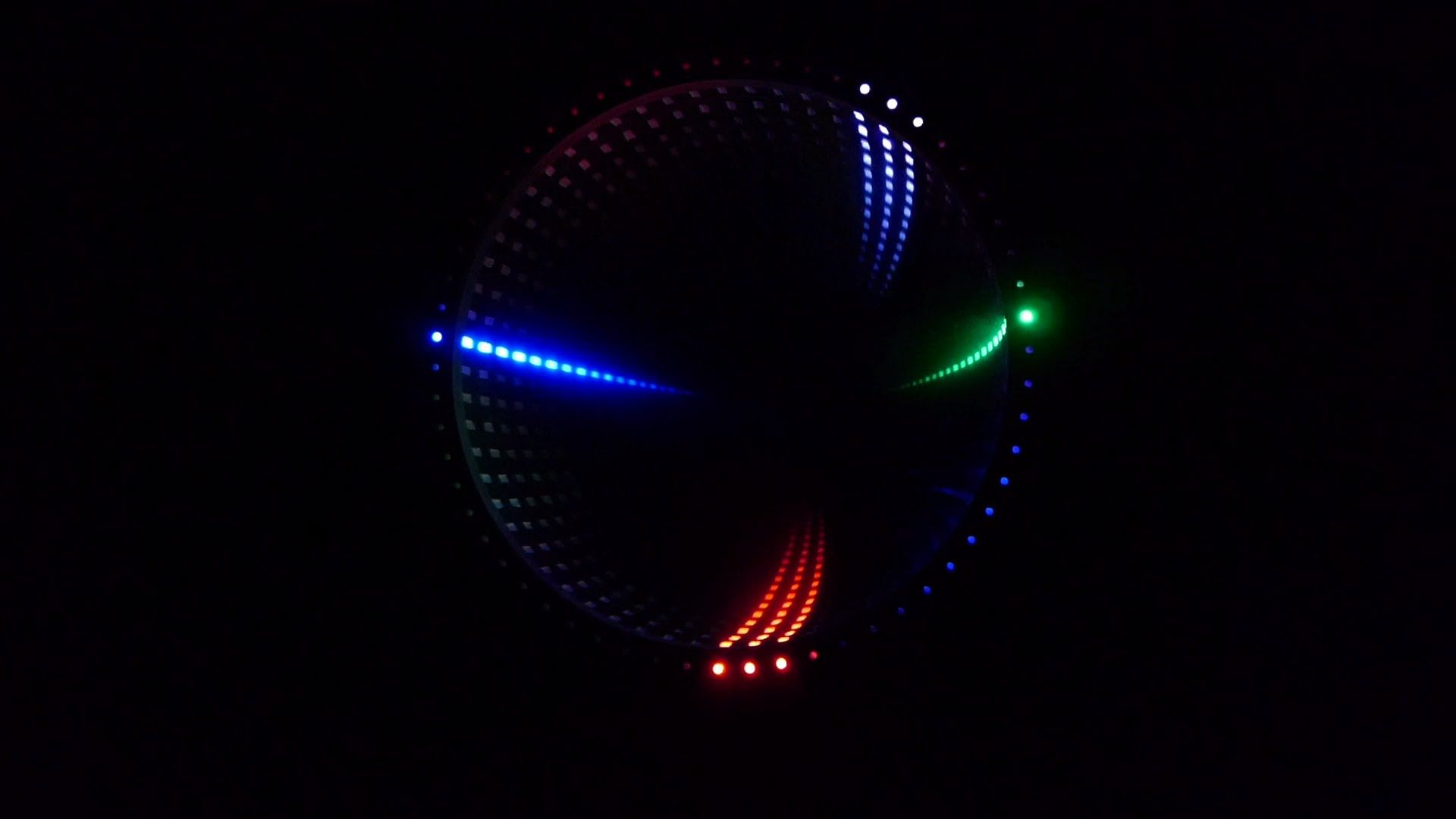 Pin By Young Kimberly On My New Led Eco Friendly Product Design Control Leds Off With Ir Remote And Arduino P Marian Infrared Infinity Mirror Clock An Open Source Project Billiondollarbabybiz