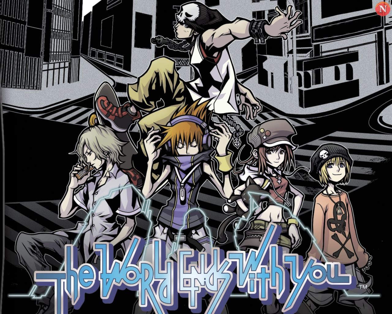 The World Ends With You Wallpapers End Of The World Nds
