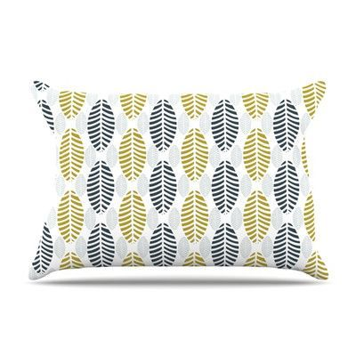 KESS InHouse Seaport by Julie Hamilton Featherweight Pillow Sham Size: Queen, Fabric: Woven Polyester