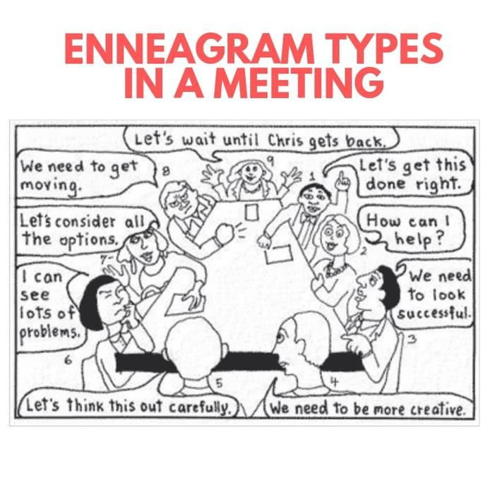 Best Enneagram Memes and Images For Types  1 - 9