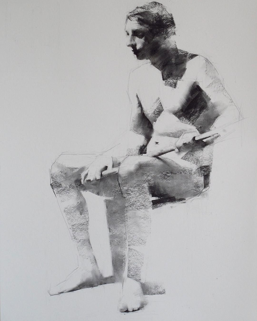 fineart #lifedrawing #sketches #sketchbook #drawing #drawings
