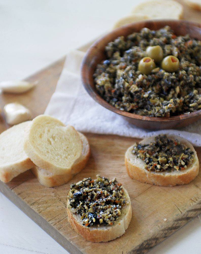 Olive Dip   Other Recipes   Pinterest   Dips, Garlic and Jar