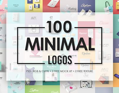 "Check out new work on my @Behance portfolio: ""100 Minimal Logos"" http://be.net/gallery/36960851/100-Minimal-Logos"