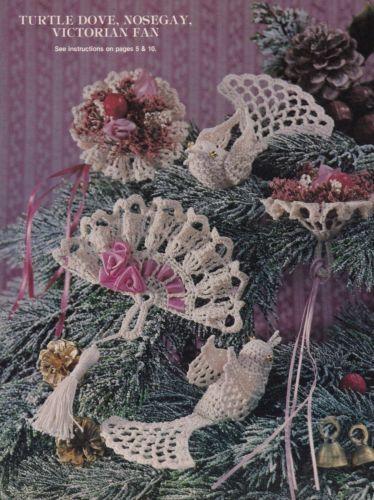 Victorian Crochet Ornaments, Sandra Peach Pattern Book 2 Free 30 Day ...