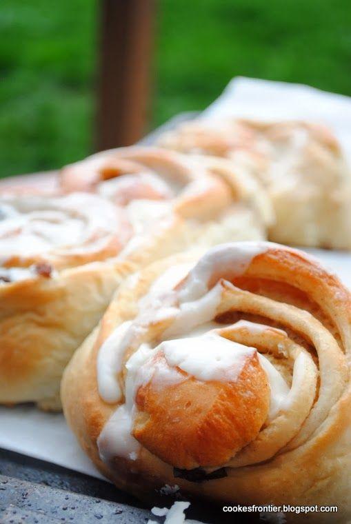 1 Hour Cinnamon Rolls Bread Rolls Pinterest Cinnamon Rolls
