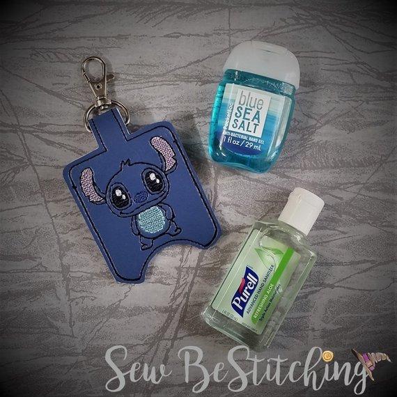 Hand Sanitizer Silicone Holder 4 Hand Sanitizer Sanitizer Holder