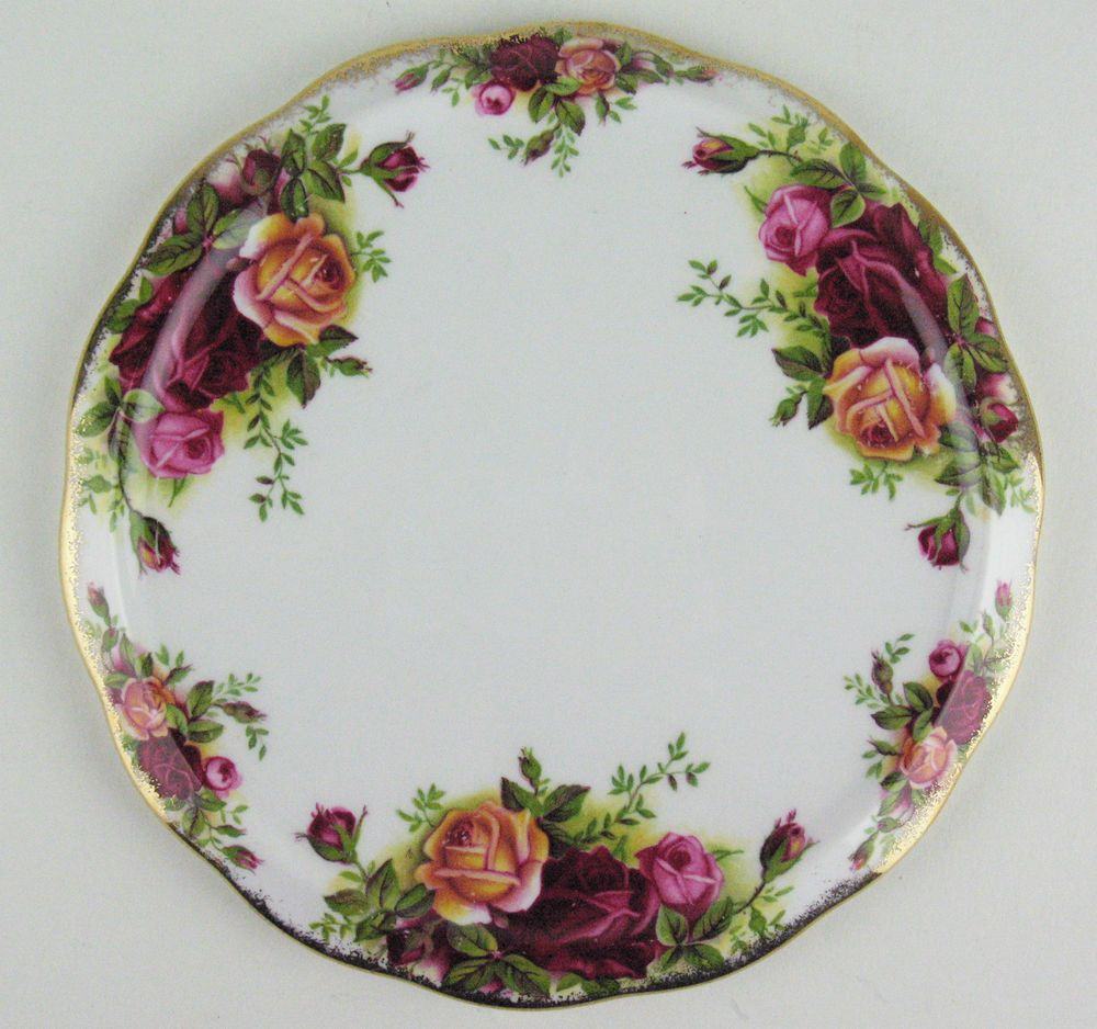Made in England Worldwide Shipping Royal Albert Old Country Roses