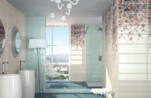 Stunning Bathroom Designs with Wall Tiles pic4. Stunning Bathroom Designs with Wall Tiles pic4   LOVE THIS