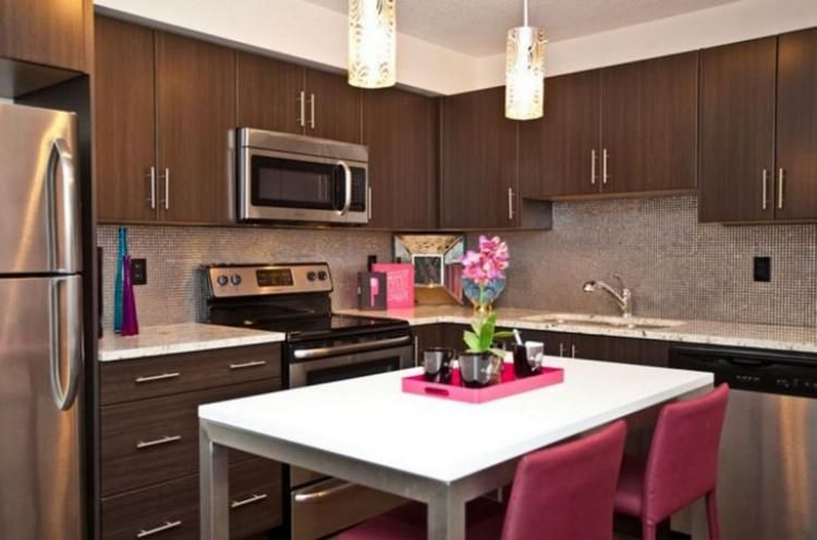 30 Best Simple Kitchen Design Ideas On A Budget Simple Kitchen Cabinets Kitchen Design Small Space Simple Kitchen