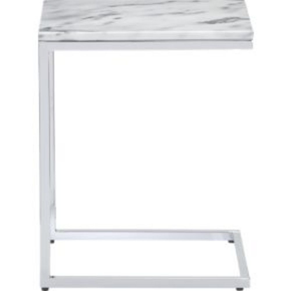 Cb2 August Catalog Smart Marble Top C Table 149