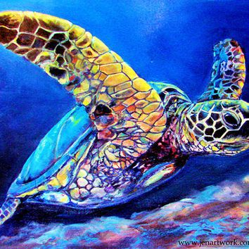 pinturas de tortugas - Buscar con Google | Turtle Tattoo Art ...
