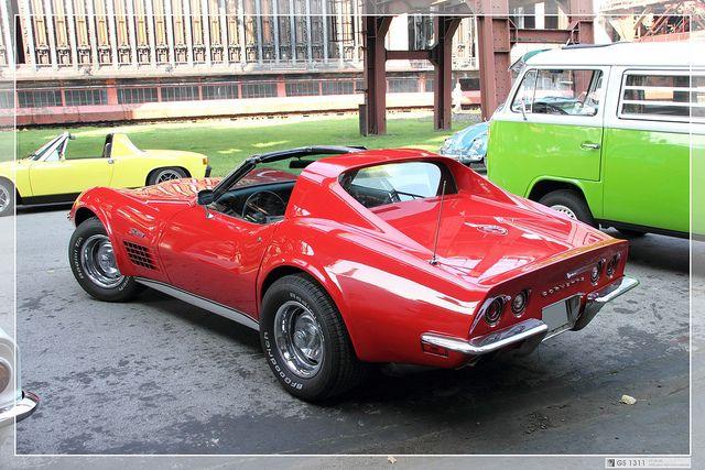 1967 1982 Chevrolet Corvette C3 Stingray (09)   Car photo
