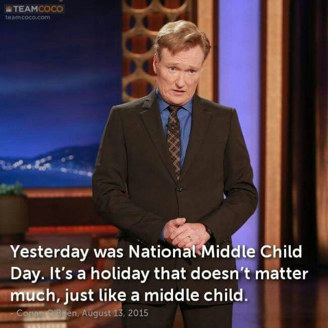 Middle child #middlechildhumor Middle child #middlechildhumor