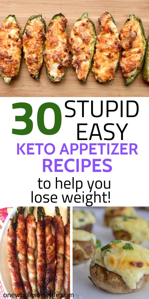Keto Appetizers Appetizer Recipes Low Carb Diet Recipes Easy Appetizer Recipes