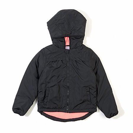 A'nD Drop Hem Jacket