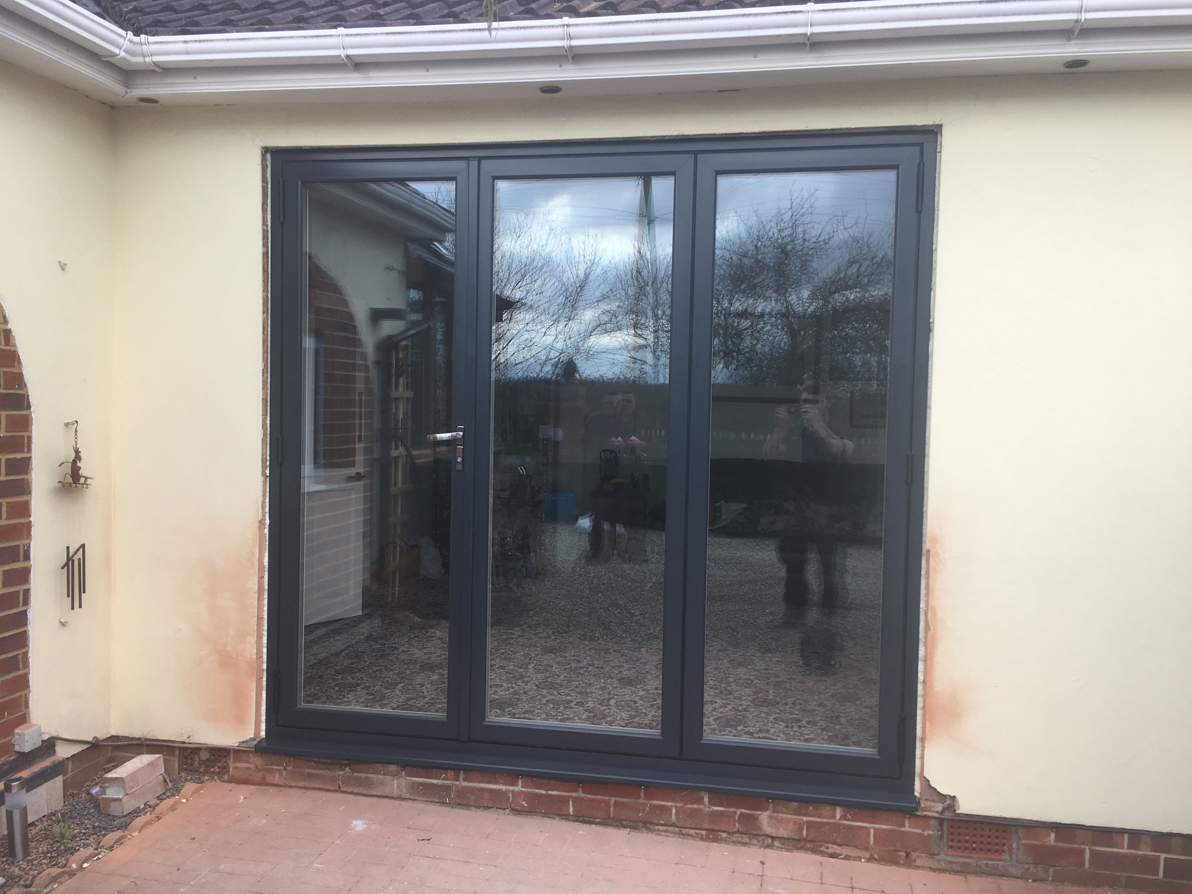 We Sell Bifold Doors Of Up To 7 Door Sashes Available In 4 Colours See Our Website For All Bifold Door Bifold Doors Door Design Modern Doors Interior Modern