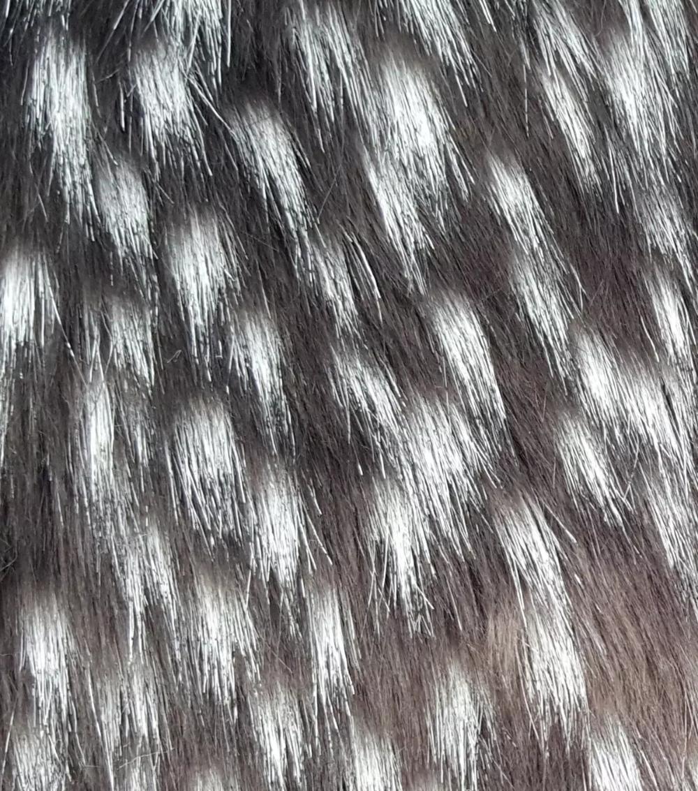 Fashion Faux Fur Fabric Black White Emu Joann Fashion Faux Fur Fur Fabrics Faux Fur Fabric