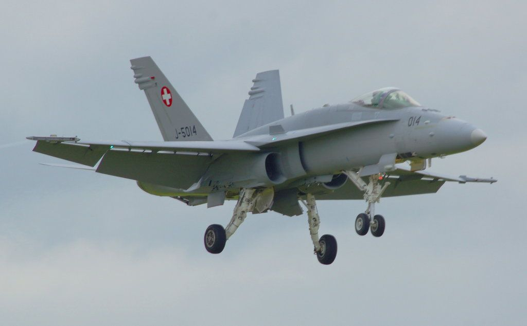 Swiss F18 by hanimal60 on DeviantArt