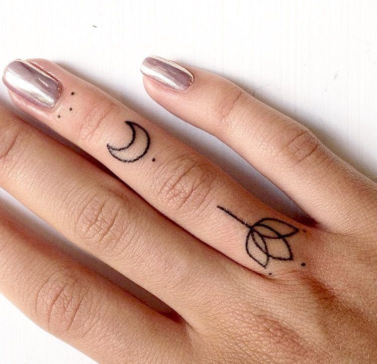 Finger tat work of art pinterest finger tats for Electric hand tattoo