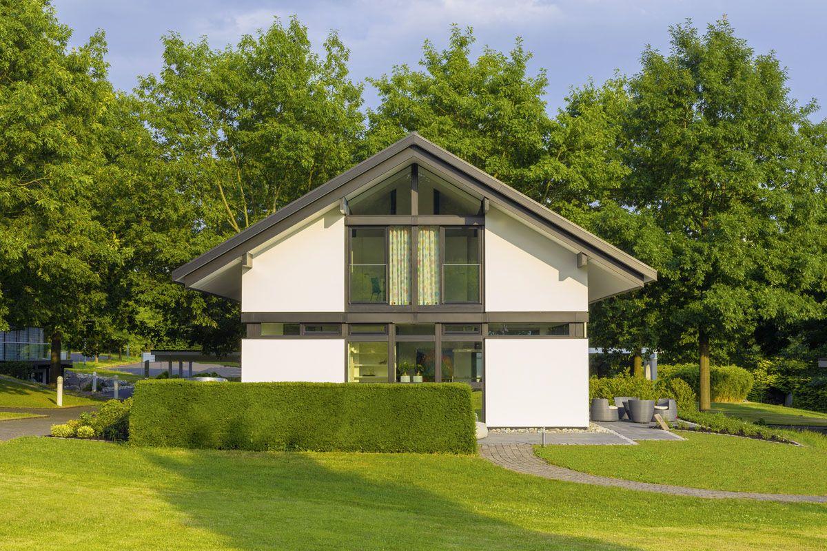 H chste qualit tsstandards architektenhaus huf haus for Moderne villen deutschland