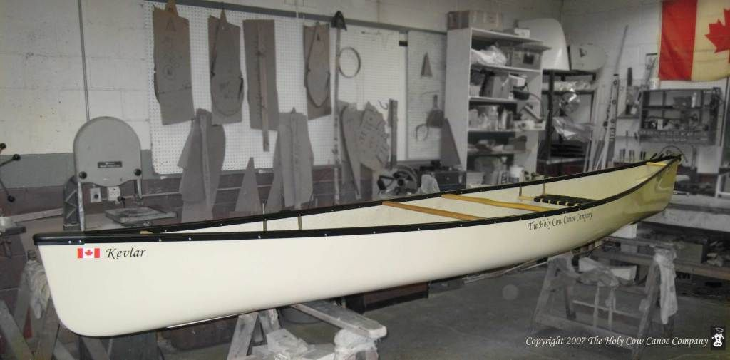 $1599 + HST 16' Sportsman Holy Cow Canoe Almond  Fantastic