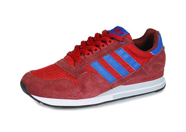 add8c5292c063b adidas Originals ZX 500 - University Red   Mars Red - Dark Royal ...