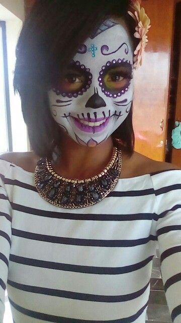 Catrina. Mexican culture