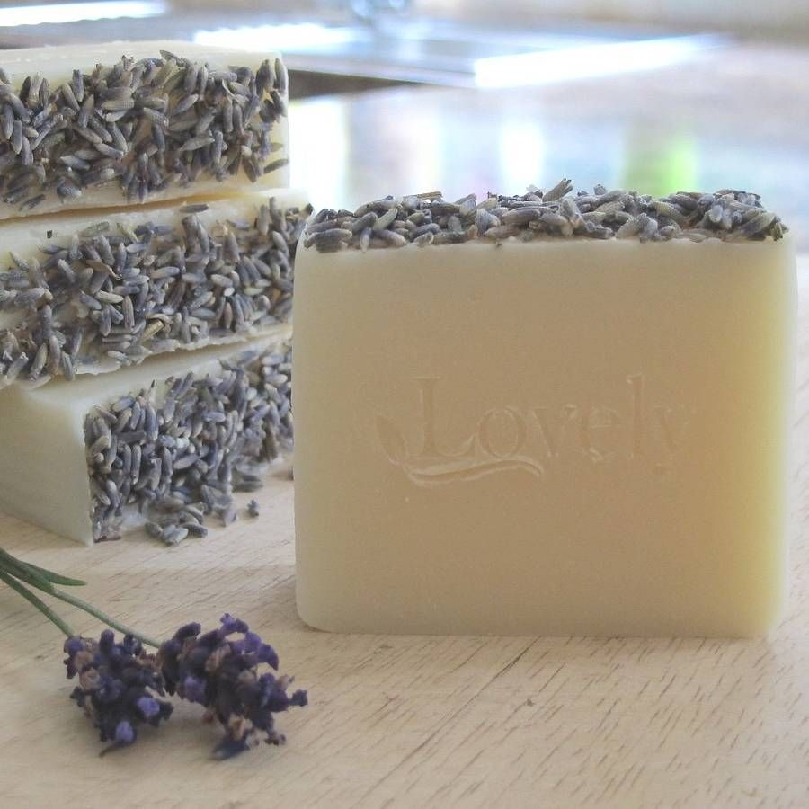 Wild Lavender Handmade Soap