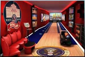 White House Bowling Alley - Bing Images