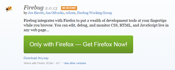 10 Best #Mozilla #Firefox Add-ons for #Web #Developers