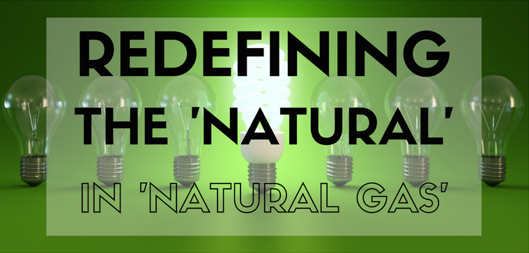 The 'natural' in 'natural gas' helps remind us how this fossil fuel was formed, which required a series of events that took place over a matter of millions of years. But what if the process doesn't have to?...