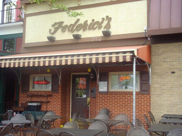 Federici S Family Italian Restaurant Freehold Nj
