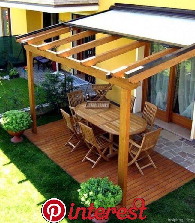 34 Awesome Pergola Design Ideas 28 Idees Pergola Pergola Couverte Pergola Design