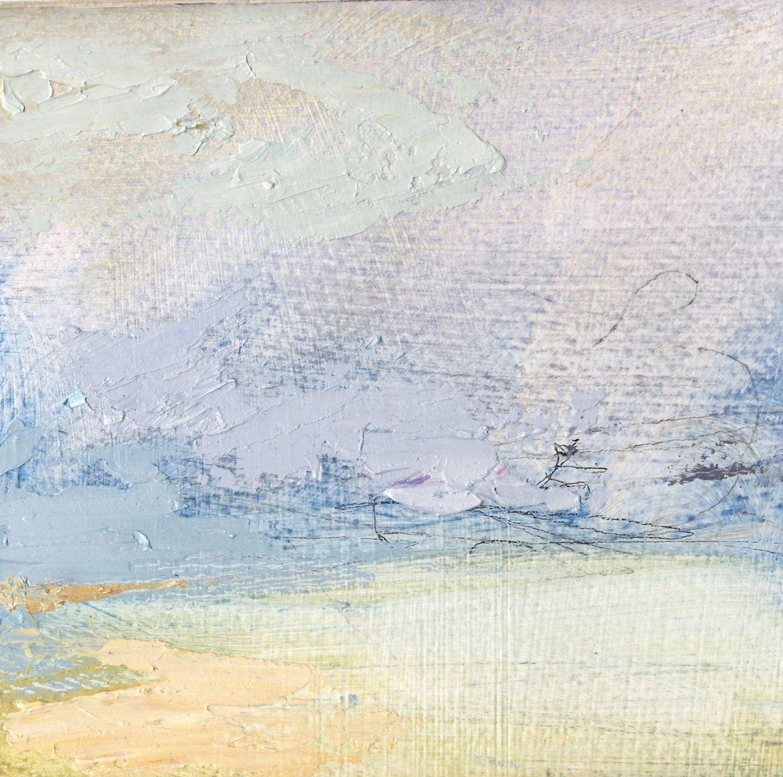 MIgration, Oil, Mary B. Harrington ($400)