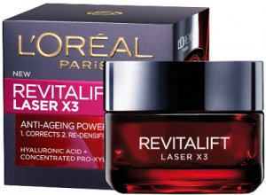1.00 OFF L'Oréal Paris Revitalift or Age Perfect Skincare