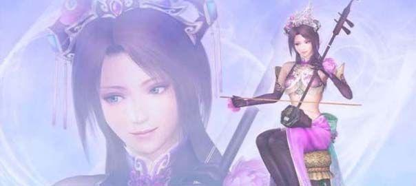 Distributor Komputer 13 Wanita Cantik Versi Dynasty Warriors Wanita Cantik