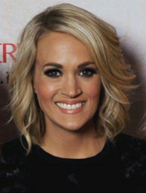 Carrie Underwood Short Hair