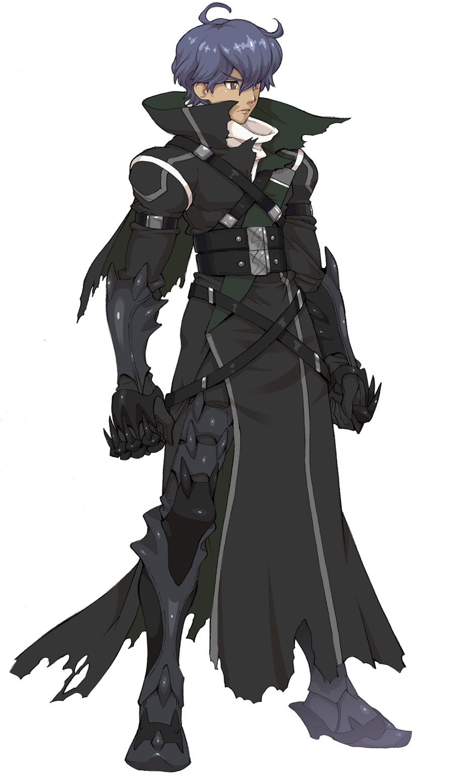 Felius Arwin from Wild Arms XF