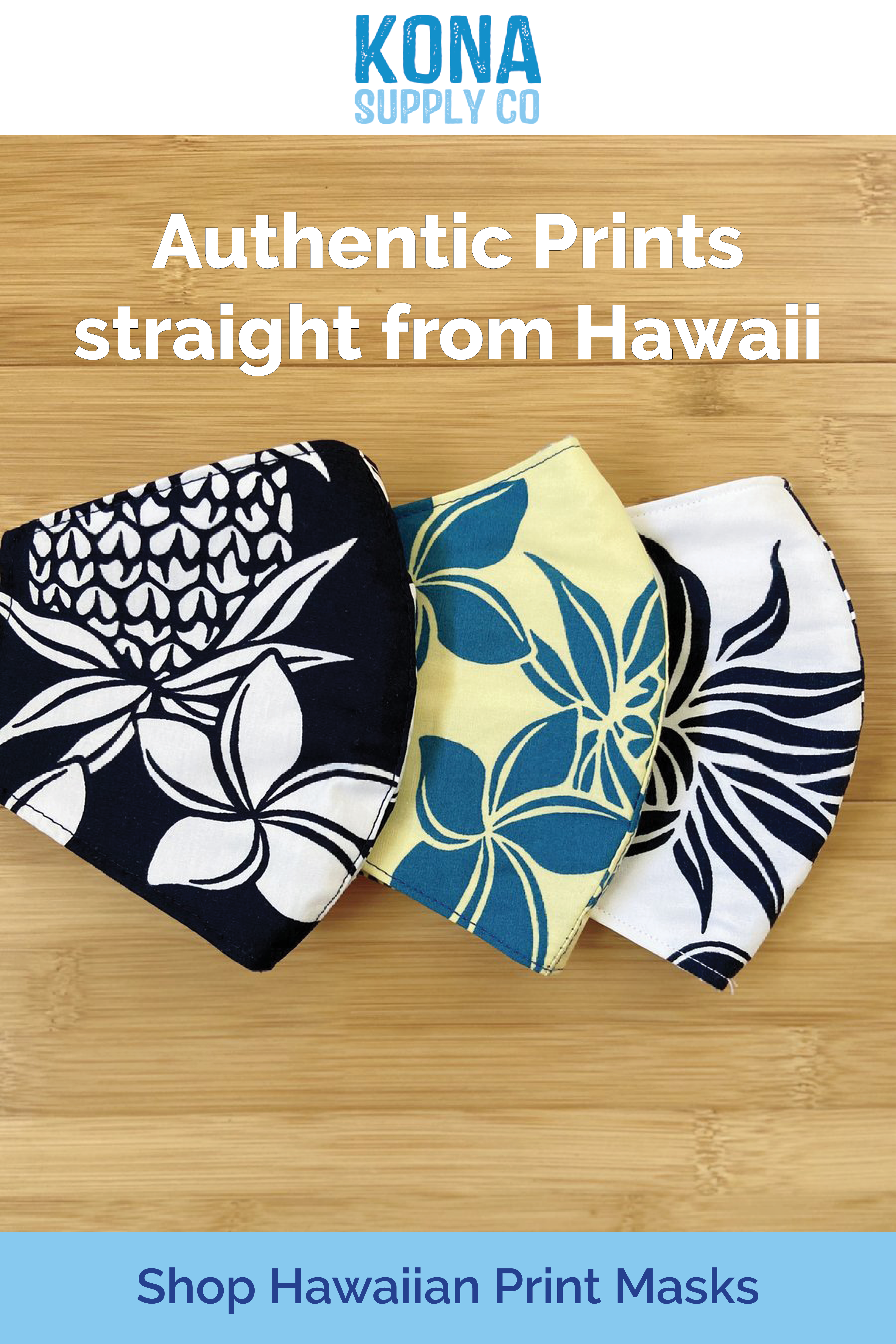 Handstitched, Made in Hawaii face masks! in 2020 Face